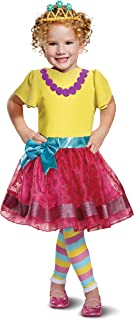 Fancy Nancy Deluxe Nancy Costume for Toddlers