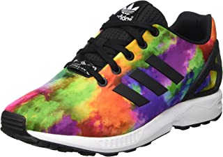 adidas zx flux rose saumon
