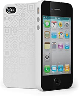 Cygnett CY0433CPARC Arcade Case for iPhone 4S - 1 Pack - Retail Packaging - White