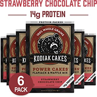 make muffins with kodiak pancake mix