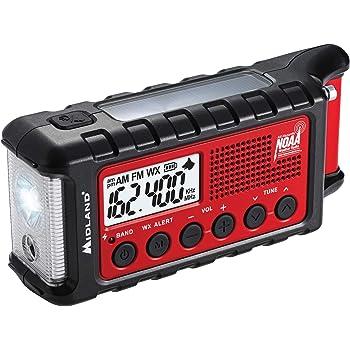 2000 the Ultimate Outdoor Radio with Bluetooth Eton Emergency Weather Radio