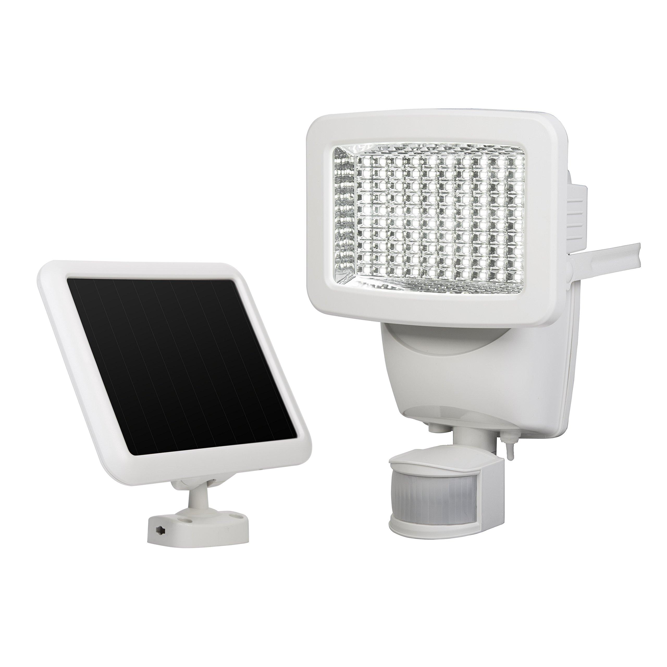 Sunforce 82101 100 LED Solar Motion Light , White