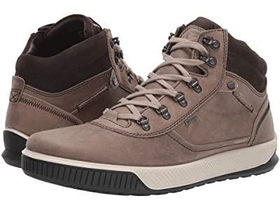 ECCO Byway Tred Gore-Tex(r) Urban Boot (Moonrock/Licorice) Men
