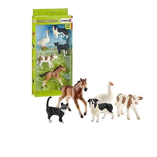 SCHLEICH 42386 Assorted Farm World Animals