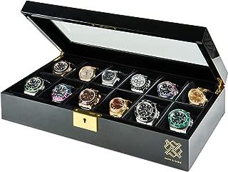 5 slot watch box