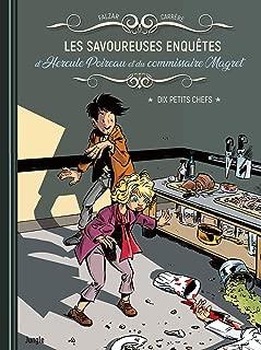 Les savoureuses enquêtes d'Hercule Poireau et du commissaire Magret (French Edition)