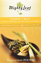 Best mighty leaf tea ginger twist Reviews