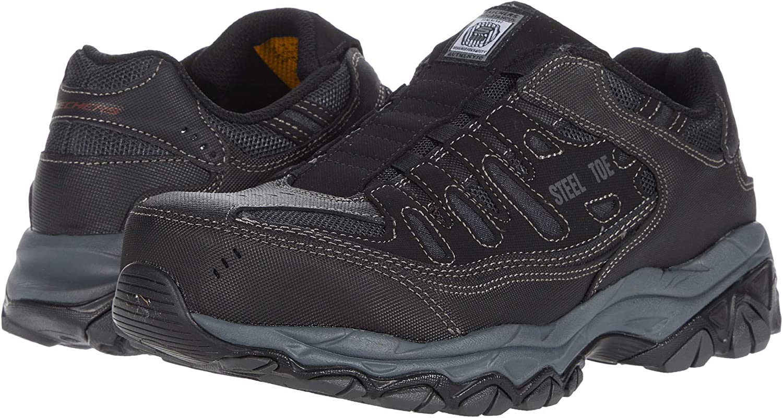 Import Skechers Men's Cankton Shoe Ebbitt Price reduction Construction