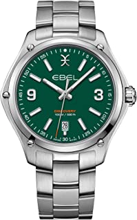 EBEL Gents 1216421 Discovery & Stainless Steel Swiss Quartz Watch