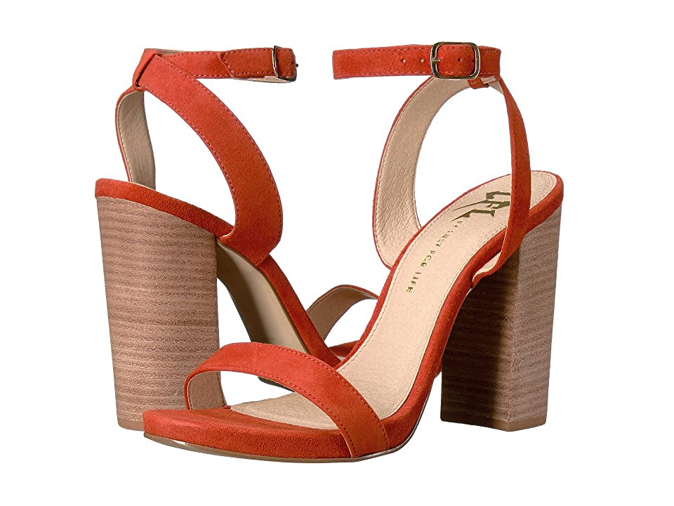 LFL by Lust For Life Guru (Papaya Suede) High Heels