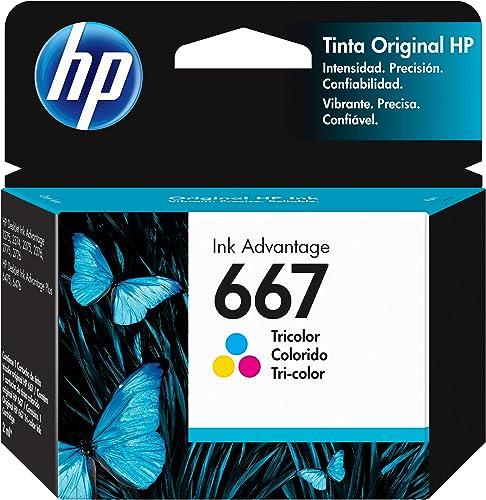 Cartucho de Tinta HP, 667 3Ym78AL Color 29290