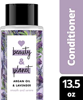 Love Beauty and Planet Argan Oil and Lavender Conditioner by Love Beauty and Planet for Unisex - 13.5 oz Conditioner, 399....