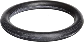 M1.5x12 Viton O-Ring, 75A Shore Durometer, Round, Black, 12 mm ID, 15 mm OD, 1.5 mm Width (Pack of 25)