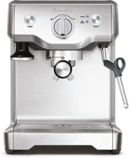 Breville BES810BSSUSC Duo Temp Pro Espresso Machine, Stainless Steel