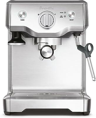 Breville BES810BSSUSC The Duo-Temp Pro Cafetera Espresso, Acero Inoxidable