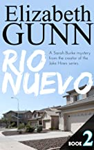 Rio Nuevo: Formerly New River Blues (A Sarah Burke Mystery Book 2)