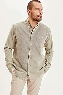 DeFacto Regular Fit Uzun Kol Gömlek