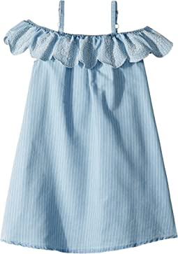 d979a71e6c7b Ella moss girl off the shoulder peasant dress big kids | Shipped ...