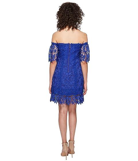 Dress Nicole the Off Shoulder Zahra Miller Crochet Lace 0Ox0q4v