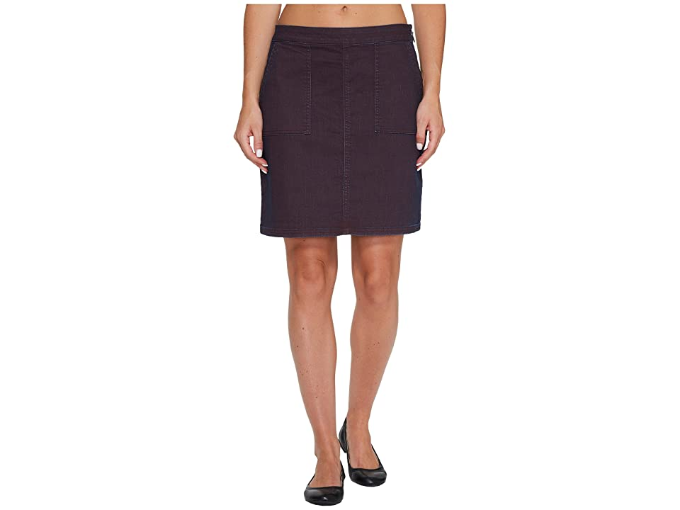 Prana Kara Skirt (Raisin Wash) Women