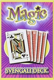 JA-RU Magic Tricks to Amaze Your Friends (Card Trick 2 - Svengali Deck)