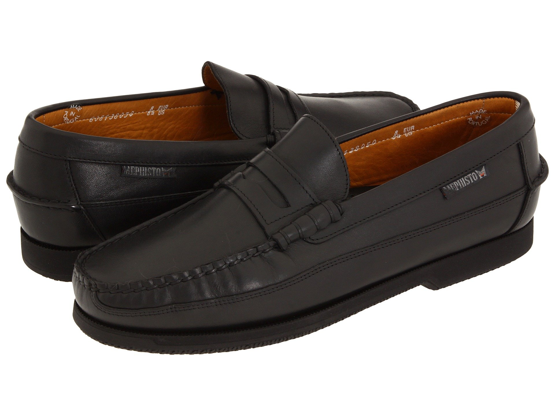 ccfdc4b600c Men s Mephisto Loafers + FREE SHIPPING