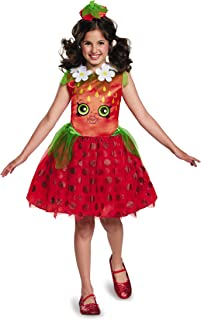 shopkins strawberry costume