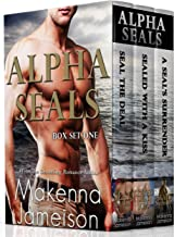 Alpha SEALs Box Set One (Books 1-3)
