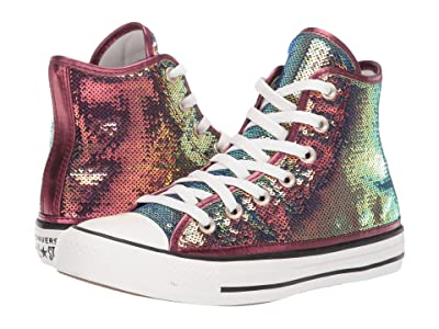 Converse Chuck Taylor All Star Hi Northern Lights (Prime Pink/Vintage White/Black) Women