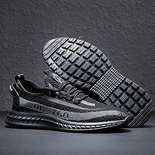 Zapatos de los hombres Casual Zapatos de moda Zapatos de los deportes de malla de los hombres nuevos zapatos de correr