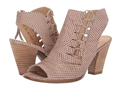 Paul Green Sabrina Sandal (Taupe Snake) Women