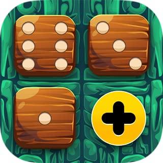 Math on bricks : Number puzzle game #1