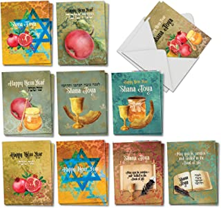 photograph relating to Rosh Hashanah Greeting Cards Printable named : Refreshing Several years - Greeting Playing cards / Playing cards Card Inventory