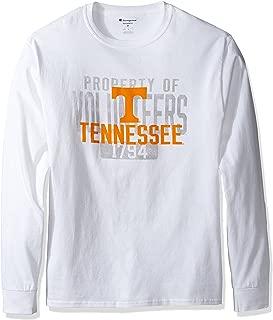 NCAA Men's Long Sleeve Officially Licensed Established School Shirt