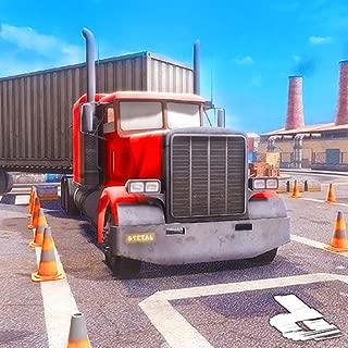 USA Offroad Truck Parking Simulator 3D: Transporter Truck Driving Game 2019