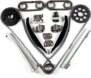 SCITOO Timing Chain Kit W/Gears fits for Lincoln Navigator Blackwood 5.4L DOHC V8 32V