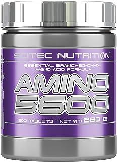 Scitec Nutrition Amino 5600 aminoácidos 200 tabletas