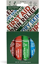 Green Goo Everyday Essential Salves, Stick, 4 Peice, 1.5 oz