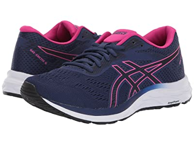 ASICS GEL-Excite(r) 6 (Indigo Blue/Pink Rave) Women