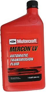 Genuine Ford Fluid XT-10-QLVC MERCON-LV Automatic Transmission Fluid - 1 Quart