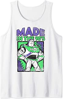 Pixar Toy Story 4 Buzz Lightyear Made In The 90's Tank Top