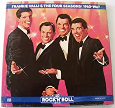 The Rock 'N' Roll Era: Frankie Valli & The Four Seasons 1962-1967 Time Life Music 2-LP Box Set