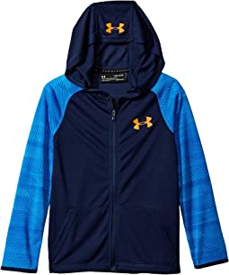 Under Armour Kids - Threadborne Full Zip Hoodie (Big Kids)