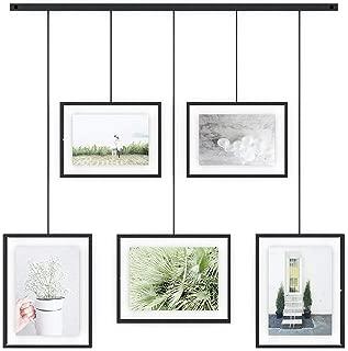 Umbra, Black Exhibit Multi Picture Frame Photo Display