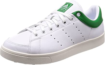 brand new 16b80 9afe8 adidas Adicross Classic-Leather, Chaussures de Golf Homme, Blanc  (White Green