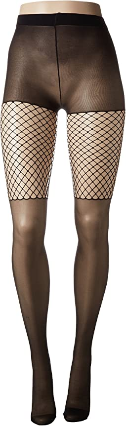 Pretty Polly - Thigh Net Tights