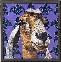 Culture Baby Bunnies by Cathy Walters 6 x 6 Mini Framed Canvas GreenBox Art