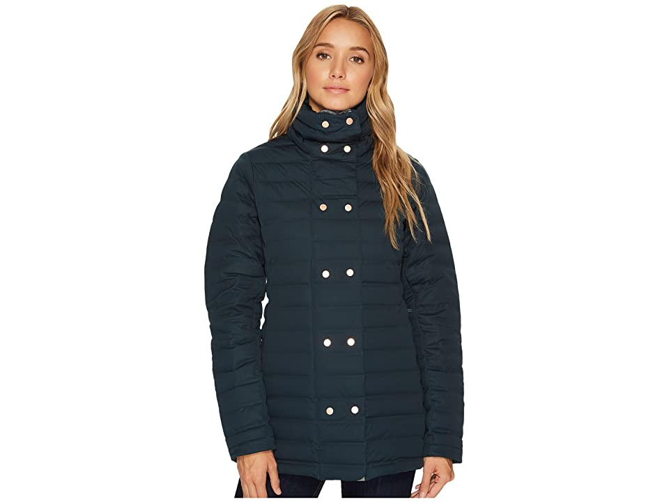 Mountain Hardwear StretchDown Coat (Blue Spruce) Women