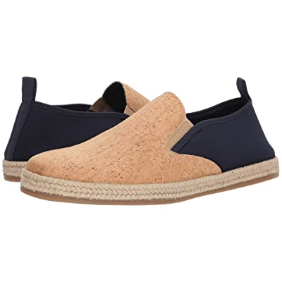PARC City Boot Pier Espadrille (Natural Cork) Men