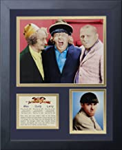 Legends Never Die The Three Stooges Mo Torture Collage Photo Frame, 11